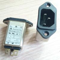 power EMI filter 10A 115/250V