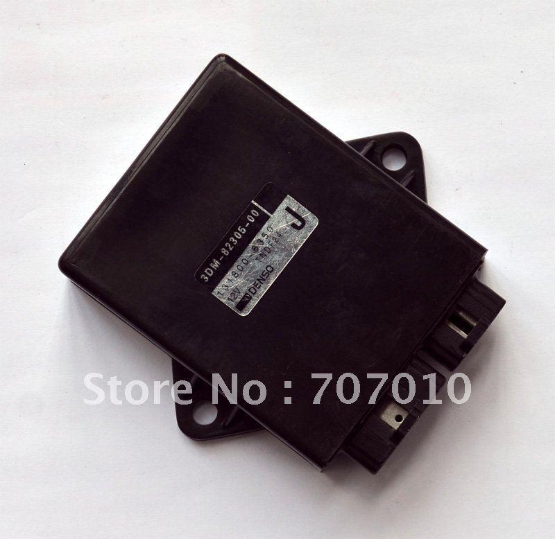 New black Derestrict CDI for Yamaha XV250 XV 250 S Virago 2uj Ignitor Ignition(China (Mainland))
