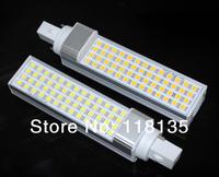 4pcs/lot G24 PL LED 13W E27 52LEDS SPOTLIGHT LED PL BULB LAMP LIGHT
