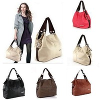 Promotion!!! Special offer brand bag big bag woman's handbag Girl Faux fashion handbag four color CPAM Free Shipping