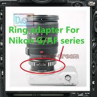 Third-party Lens mount Adapter Ring NIK G-NEX For Nikon G AF Lens & SONY NEX E Mount body NEX3 NEX5 NEX5N NEX7 NEXF3 NEX5R NEX6