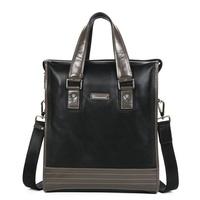 New design in stock cowhile High grade Genuine Leather shoulder bag for man Handbag Drop shipping Danjue brand M8004-3