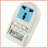 Energy Saving Timer Programmable Electronic Timer Socket Digital Timer EU Plug Wholesale