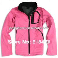 2014 Hotsell Softshell Women spring jackets fashion sports jacket-M102