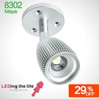 8302 Maya LED focus spotlight for foyer lighting beach house from   LEDing the life