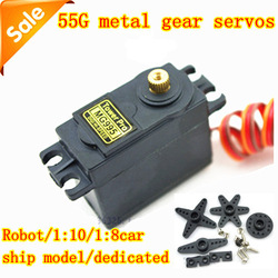 NEW 1PCS MG995 Metal Gear High Torque Servo for HPI XL Helicopter /Car /Boat/Robot+Free shipping(China (Mainland))