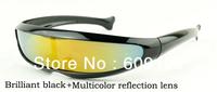 Driving glasses Fish shaped glasses, the unique design of the protective goggles, fashion cool Sunglasses