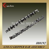 Heidelberg spare part HE1102 of gripper bar,Heidelberg GTO 52, 60% off DHL shipping