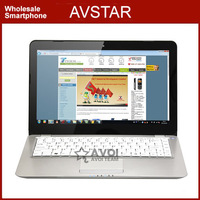 New Arrival 13.3 inch Aluminum case metal ultrabook laptop notebook with Intel Atom D525 Dual core 2GB DDR3 250G HDD Webcam