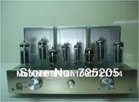 2X12W HIFI Tube Amplifier 6N1 Pre-amplifier 6P1 Pull-Push Amplifier Circuit Support USB Decoding DAC AMP
