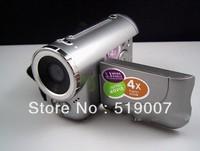 Free shipping! Consumer Electronics 4x Digital Zoom Mini Video Camera 3.1MP Camcorder DV136