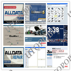 2013 Alldata 10.52+2012 Mitchell 5.8.2.35+2013 BOSCH ESI+ELSA 4.0+ETK +ATRIS Technik+Aotdata3.38 repair software in 640G HDD(China (Mainland))
