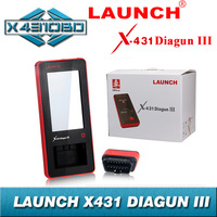 100% Original Launch X431 Diagun III Update on Official Website Auto Diagnostic tool free shipping