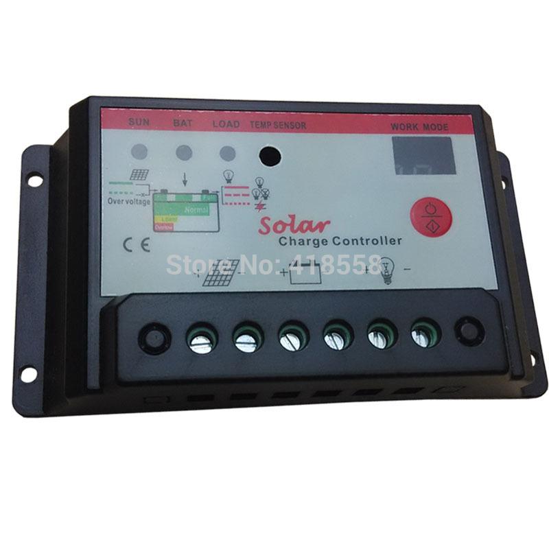 Солнечный контроллер Pure sunnergy 20A 12V/24V 1 PSC-001