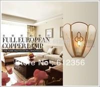 Elegant fashion copper wall lamp bed-lighting aisle lights mirror lighting lamps nb8058-01