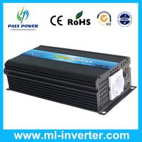 Free shipping! 800W inverter pure sine wave inverter DC 12V 24V to AC 220V for solar power system