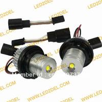 Aluminum 5W LED Marker Angel Eyes For BMW E53/E83/E39/E60/E63/E65/E87
