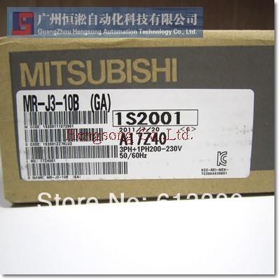 new original Mitsubishi servo driver MR-J3-10B with one year warranty(China (Mainland))