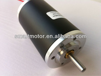 42ZYT01A 12 volt electric permanent magnet dc Motor, rated 12v, 3450rpm, 39mNm