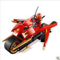 Free Shipping+187pcs Bela Ninjago Building Blocks +Hight quality Kay zx Thunder Swordsman