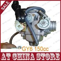Keihin CVK Carburetor CARB GY6 125cc 150cc Scooter Moped 152QMI 157QMJ ATV Gokart Roketa Taotao Sunl Chinese(PD24)