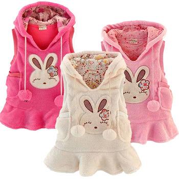 Kids Clothes Vest dresses Tank Girls' Clothing Girls' Dresses Vest  gauze lovely style Free delivery