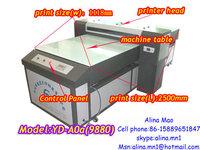 The Latest UV flatbed printer Price, surprising affordable Large format UV Printer. Good quality, good service