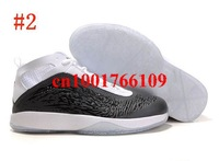Free Shipping New Trainers 26 Men  Air Basketball Sports Sneakers Retro Shoes white black 10 colors