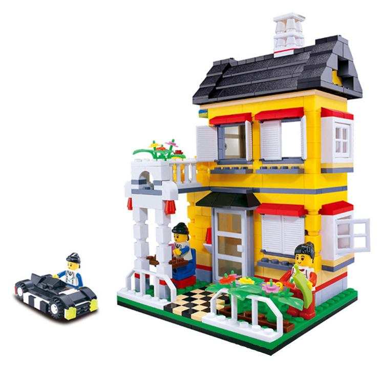 Achetez en gros briques pour jeux de construction en ligne des grossistes b - Jeux de construction de villa ...