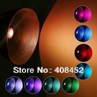 350LM 9W RGB led lighting Colorful B22 LED Bulb Lamp with Remote Control led spotlight