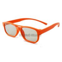 Circular Polarized 3D Glasses RealD 3D Eyewear for 3D Cinema 4D Theater Via DHL FREE SHIPPING