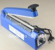 220v 200mm hand sealer max 200mm impuls folienschweißgerät mit geschenk(China (Mainland))