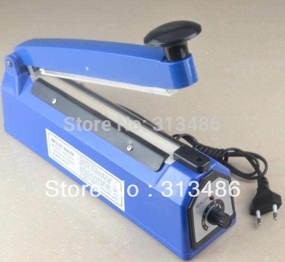 220V 200mm hand sealer Max 200mm impulse sealer WITH GIFT(China (Mainland))