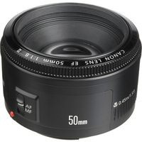 Canon EF 50mm f/1.8 II Standard Lens Digital camera professional photo lenses Original Genuine Lente objetivos para Canon