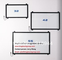 "32""IR touch screen/panel  free shipping cost  for Multi Touch Screen, Multi Touch Monitor"