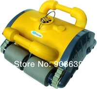 China Original 2013 Best Selling ,Good Feedback Pool auto vacuum cleaner(Remote Controller,Wall Climbing Function)