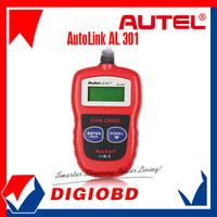 [Authorized Distributor]100% Original Auto Code Scanner AL-301 Autel Auto Link AL301 AUTO scan tool update on official website