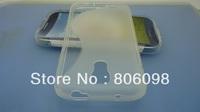 Samsung galaxy S4 I9500 TPU case S-pattern free shipping