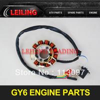 11Level,Stator Assy,Magneto GY6 150cc.Engine Parts