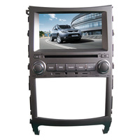 Car radio DVD Player with GPS for Hyundai Veracruz/IX55, supported/ FM/USB/Bluetooth Free map included