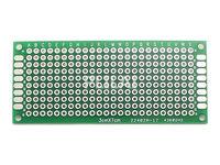 Double side Protoboard 3x7cm PCB Universal Experiment Matrix Circuit Board Bread-board 3*7cm