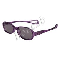 Child Kids Spring Hinges Passive Circular Polarized Lens 3D Glasses 6601