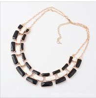 Min Order 15$ Free Shipping 2013 Newest Popular Cute Vintage Choker Necklaces Fashion Good Quality  Designer Necklace HG0210
