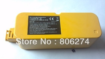 free  DHL/FEDEX   shipping     30pcs/lot    14.4V 3500mah NI-MH  Battery for iRobot Roomba APS 400 4000 4250 4260 4905