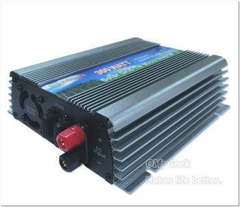 1pc GTI-WV-500W Wide Range Solar Grid Tie Inverter 22-60Vdc 220V or 110Vac 50/60Hz  (High Frequency Pure sine wave)