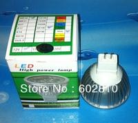 3W MR16 LED Light Led Lamp Bulb Spotlight Spot Light Free Shipping 4pcs/lot surprising price