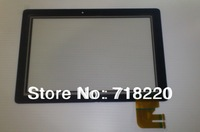 100% New & Original 10.1'' Asus EeePad Transformer TF300T  TF300 Touch Screen Panel Digitizer Glass Only white label