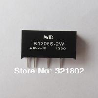 10pcs/lot DC DC converter 12V step down to 5V 2W single dc-dc Power module converter Free shipping