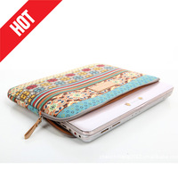 HOT Fashion Computer Bag Notebook Smart Cover For ipad MacBook Bohemia Sleeve Case 10 12 13 14 15 inch  Laptop Bags & Cases