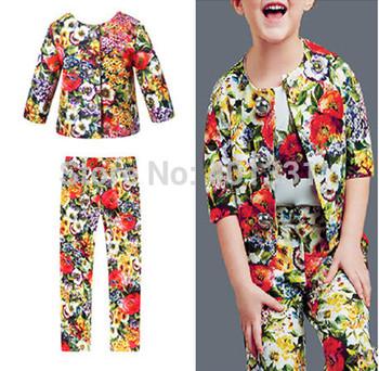 Free shipping ! 2014 Autumn boys clothing set(t-shirt +pants) ,casual baby clothes set .